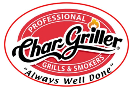 Chargriller grill parts
