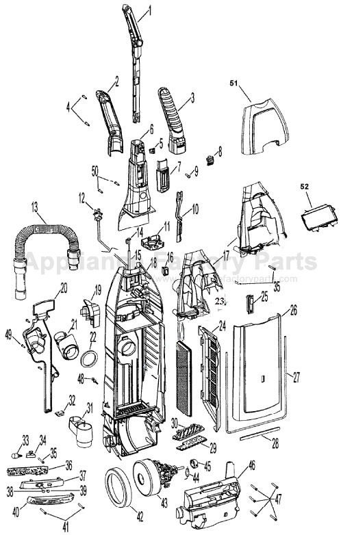 parts for u6474