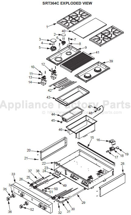 similiar wolf cooktop parts keywords