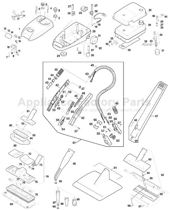 Karcher 570 Parts http://www.appliancefactoryparts.com/vacuumcleaners/brands/karcher/k1201.html