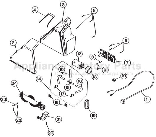 Parts For Xls465q