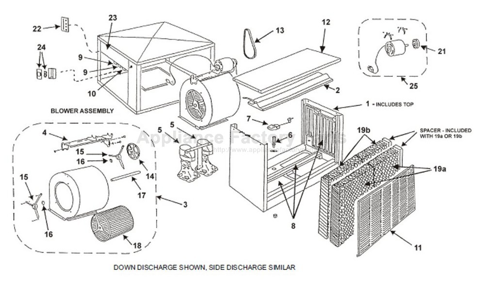 Aerocool Ph4802 Cooler Parts World