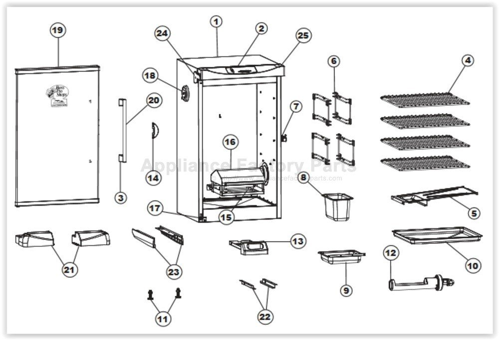 wiring diagram for electric smoker element   42 wiring