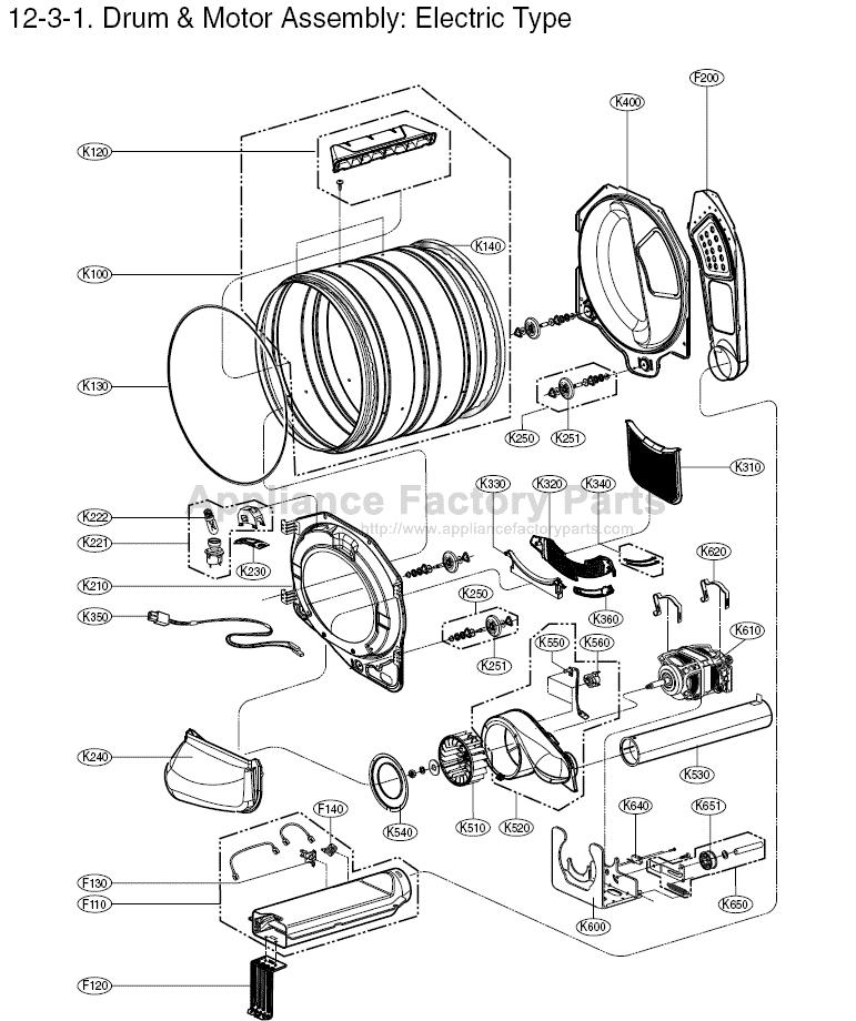 Lg Tromm Dryer Repair Manual