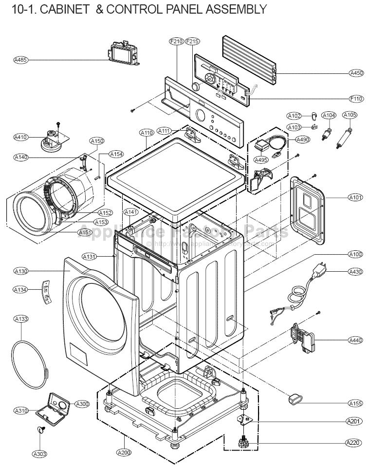 25 Lg Tromm Parts Diagram
