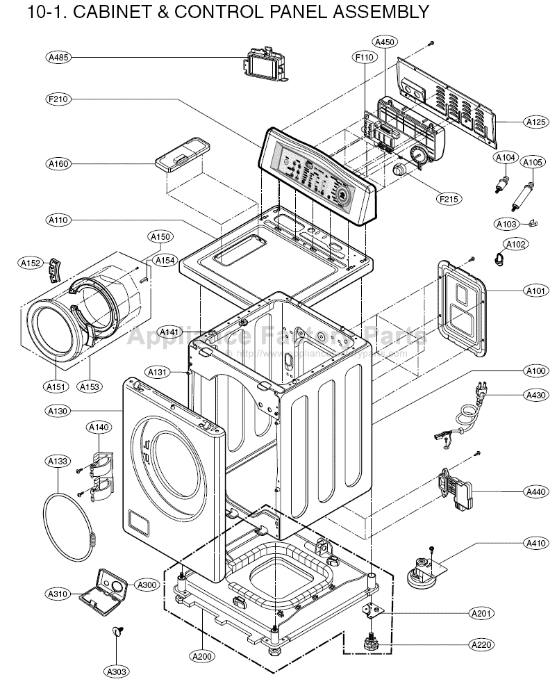 front load washer  kenmore front load washer parts diagram
