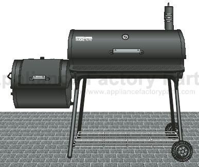 600 3040 B Brinkmann 810 3040 W Brinkmann Parts World