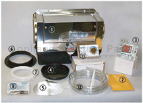 Parts For 200p Autoflo Humidifiers