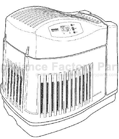 kenmore humidifier filters. accessories for all humidifiers: kenmore humidifier filters r