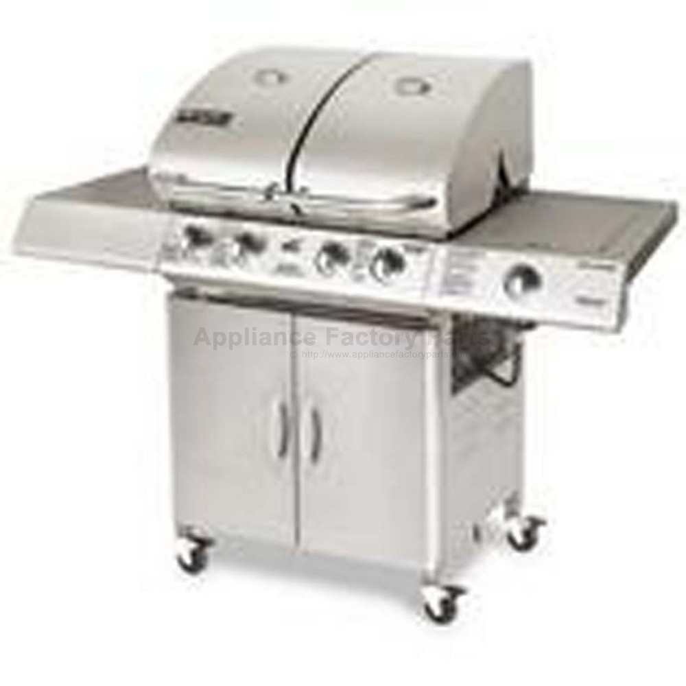 Gas Grill: Charmglow Gas Grill