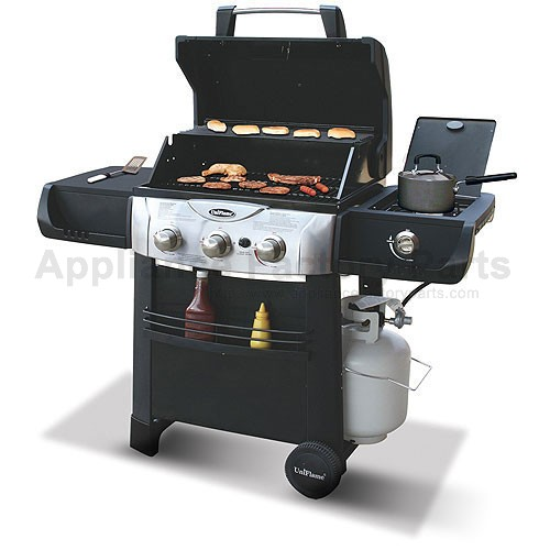 Uniflame Gas Grill ~ Uniflame gbc wb bbq parts
