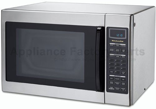 Parts for kcmc155jss kitchenaid microwaves - Kitchenaid microwave turntable replacement ...
