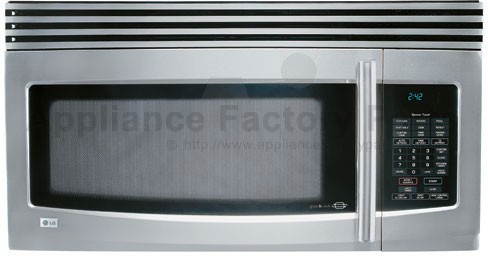 Parts For Lmv1650st Lg Microwaves