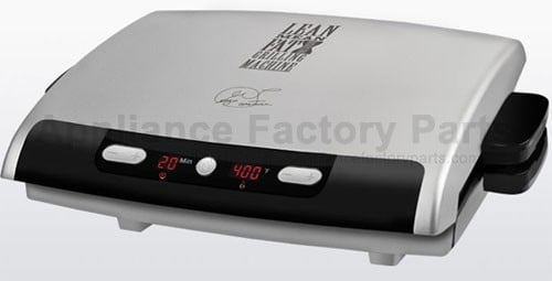 george foreman lean grilling machine grp99