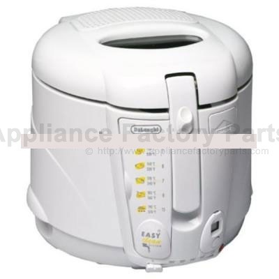 delonghi roto deep fryer manual