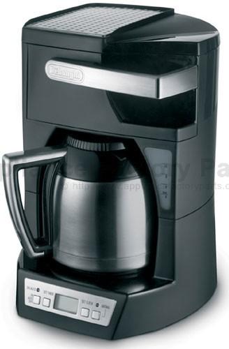 Parts for DCF210TTC Delonghi Coffee Makers