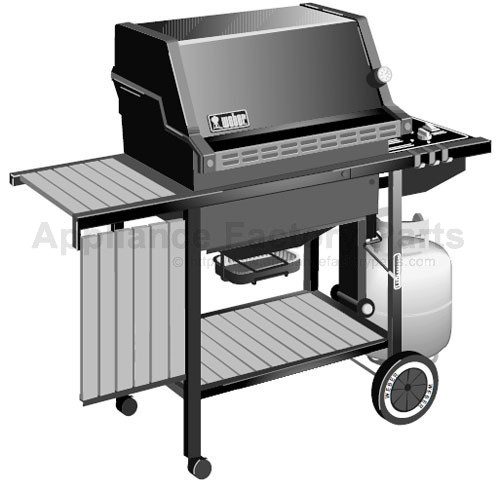 Weber Target Genesis 1000 Lp Parts Bbqs And Gas Grills