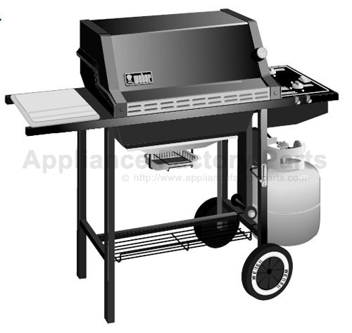 Weber 551201 Parts Bbqs And Gas Grills