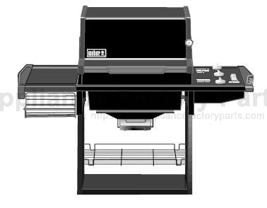 weber genesis grill instruction manual