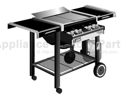 Weber Gas Grill Parts >> Weber SUMMIT 400 LP (PRIOR 2000) Parts | BBQs and Gas Grills