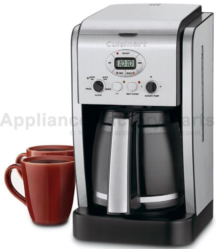 Coffee Maker Instructions : Cuisinart Coffee Maker Manuals 14 Cup - sohofile