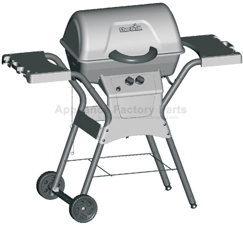 Char-Broil Grill and Smoker Accessories Appliance Accessories