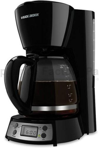 Black And Decker Coffee Maker Model Bcm1410b : Parts for BCM1410B Black & Decker Small Appliances