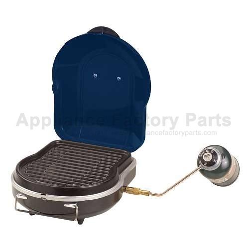 coleman fold n go grill manual