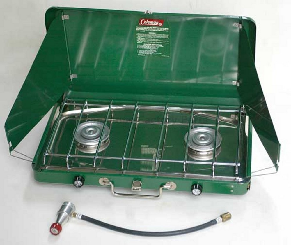 how to clean coleman grill stove propane tube