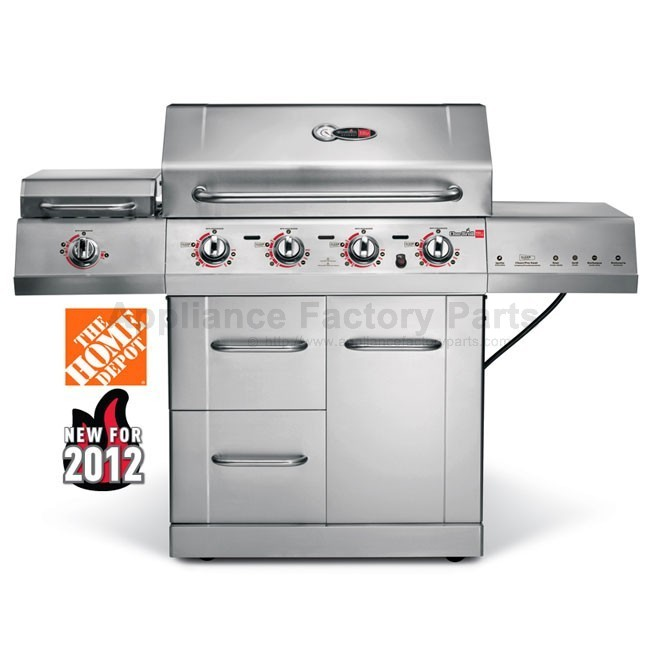 char broil infrared gas grill manual