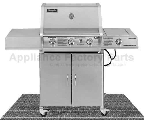 Charmglow 810-2320-B BBQ Parts