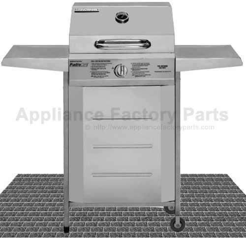 Brinkmann ... - Brinkmann Patio Grill Parts Pictures To Pin On Pinterest - PinsDaddy