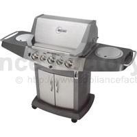 Fiesta Bbq Parts 612 Models Available