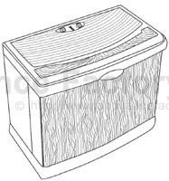 kenmore quiet comfort. accessories for all humidifiers: kenmore quiet comfort n