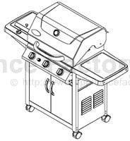 Box Storage Racks additionally Great Outdoors Burner Kit 20502 75072 together with 191404896648 also Bbq Grill Rack 519 1 moreover V Shaped Rack. on bbq grill racks