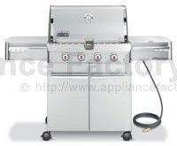 accessories for all bbqs - Weber Summit S420