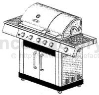 Master forge gas grill manual download