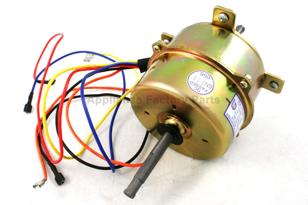 Electric Replacement Motor Part Number S21200024-001 For A