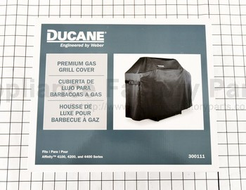 web300111 grill cover