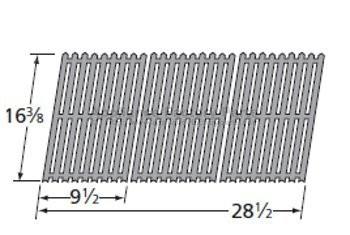 mcm545134331 grid porc stl x 28 5 uniflame